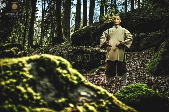 Shaolin Master Shi Heng Yi